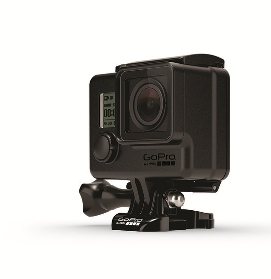 box black GoPro Hero3